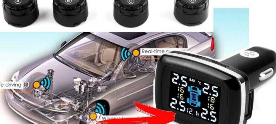 Датчики давления в шинах: их основные виды и преимущества