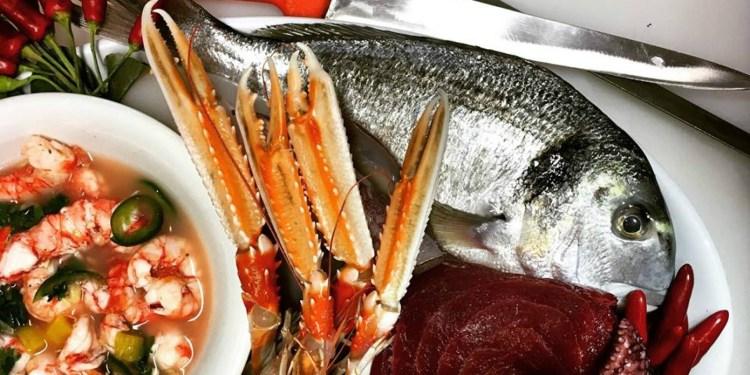 купить лучшие морепродукты