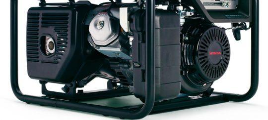 Бензиновый генератор EG 5500CXS от Honda: обзор